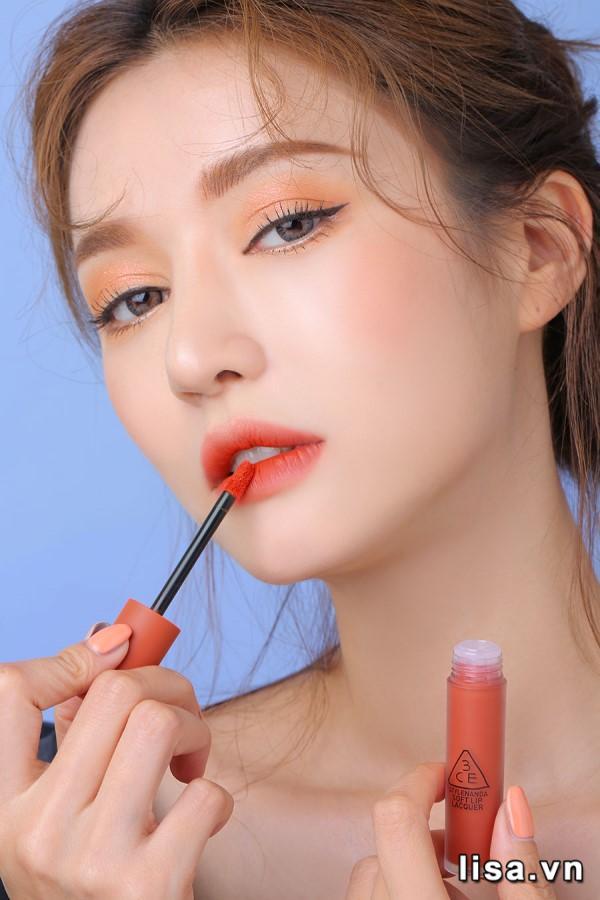 3CE màu Define This cho đôi môi nàng đẹp hoàn hảo