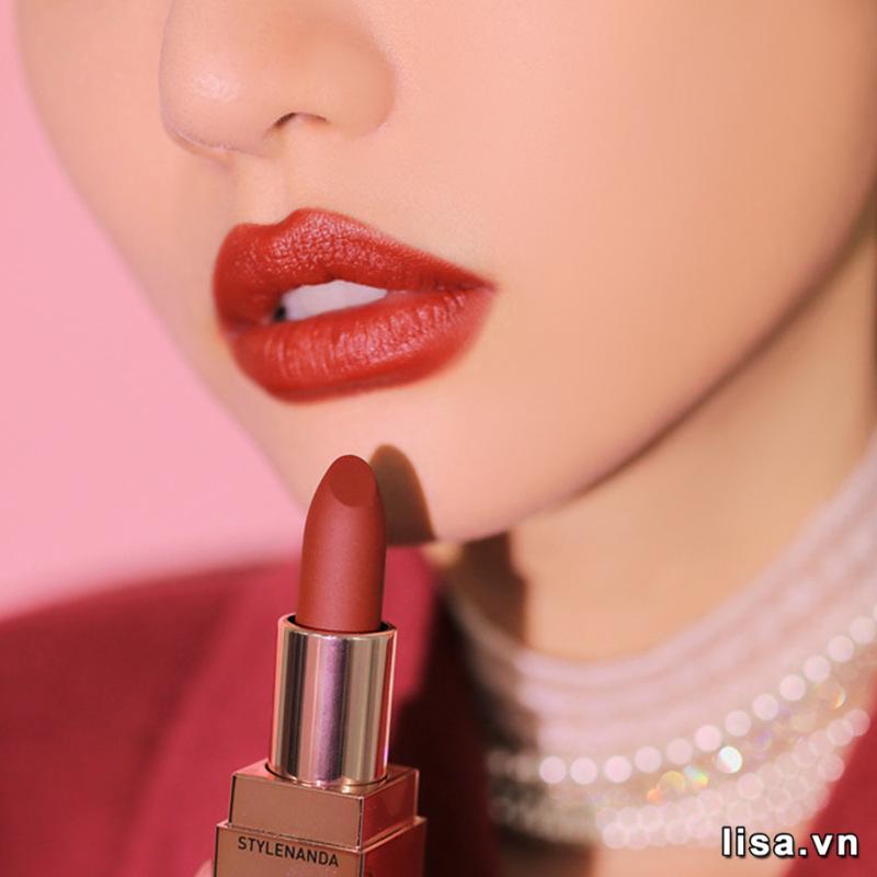 3CE #228 Red Seventies cho khuôn mặt đẹp không góc chết
