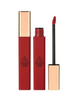Son 3CE cloud lip tint macaron red