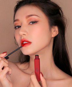 Son Kem Lì 3CE Cloud Lip Tint Màu Macaron Red - Đỏ Tươi 6