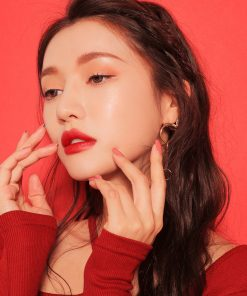 Son 3CE Cloud Lip Tint Macaron Red – Đỏ Gạch 8