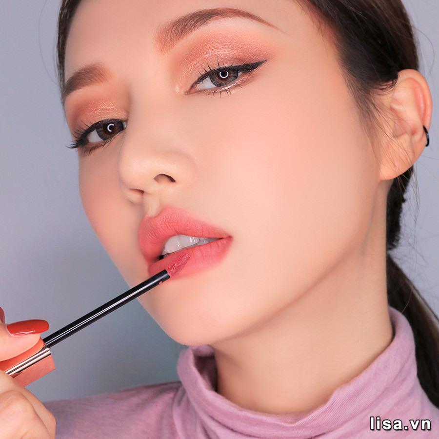 Son 3CE Cloud Lip Tint Cutesicle - Hồng Nude 11