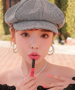 Son 3CE Slim Velvet Lip Color Màu Hold On - Hồng Đào 5