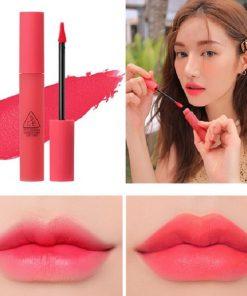 Son Kem Lì 3CE Smoothing Lip Tint Màu Dollyfied - Hồng San Hô 5