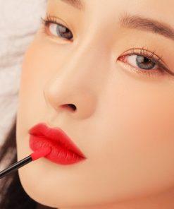 Son Kem Lì 3CE Velvet Lip Tint Màu Best Ever - Đỏ Thuần 5
