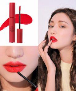 Son Kem Lì 3CE Velvet Lip Tint Màu Best Ever - Đỏ Thuần 7
