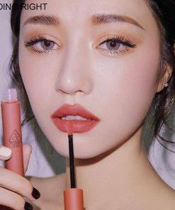 Son 3CE Velvet Lip Tint Going Right - Hồng Cam Đất 4