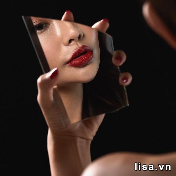 Son Black Rouge Air Fit Velvet Tint Ver 3 Màu A15 Sunny Jujube - Nâu Ánh Đỏ 4
