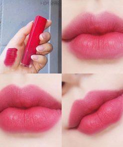 Son Black Rouge Color Lock Heart Tint Màu H04 Almond Berry - Hồng Đào 5