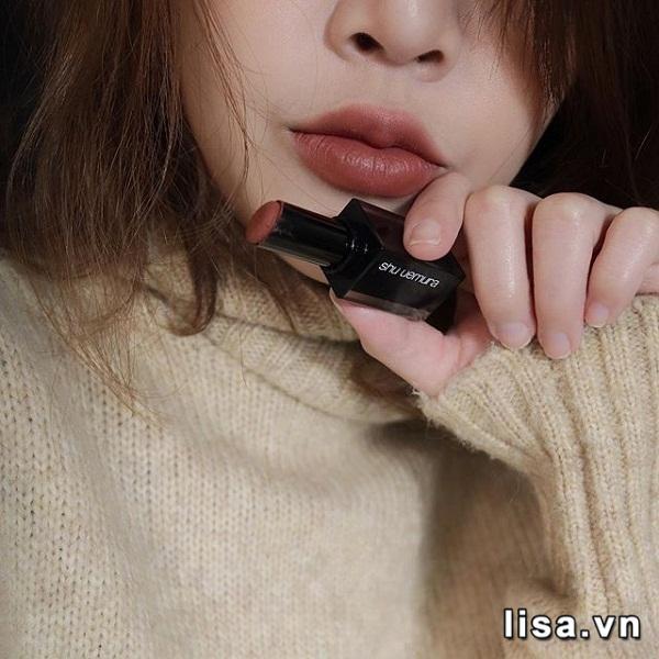Son Shu Uemura 781 - Cho đôi môi căng mọng mềm mịn