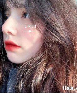 Son Black Rouge CM01 là màu gì? Son có màu đỏ cam cực tươi trẻ
