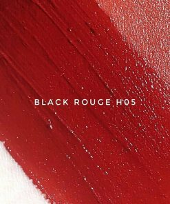 Son Black Rouge Color Lock Heart Tint Màu H05 Provocative Cherry - Đỏ Nâu 6