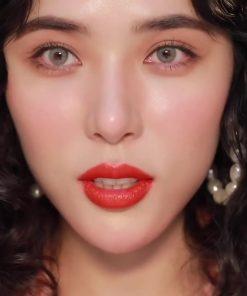 Son Gucci Rouge à Lèvres Satin Màu 302 Agatha Orange – Đỏ Cam 8