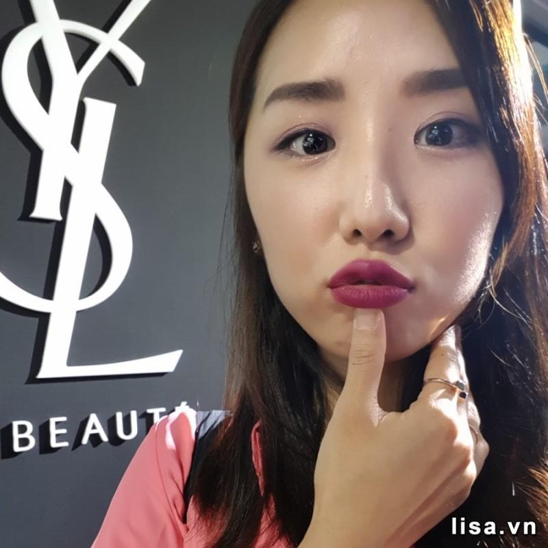 Tô full môi sẽ làm nàng nổi bật cá tính hơn