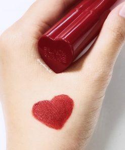 Son Black Rouge Color Lock Heart Tint Màu H05 Provocative Cherry - Đỏ Nâu 7
