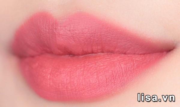 Son Shu màu 365 khi đánh Full môi