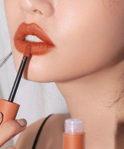 Son Kem 3CE Soft Lip Lacquer Màu Tawny Red - Cam Cháy 7