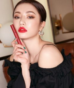 Son 3CE Velvet Lip Tint Private - Đỏ lạnh 6