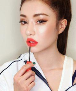 Son Kem Lì 3CE Velvet Lip Tint Màu Save Me - Đỏ Cam San Hô 13