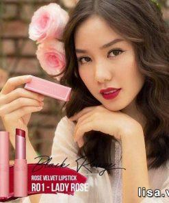 Thiết kế của Black Rouge R01 Lady Rose tinh tế đẹp mắt