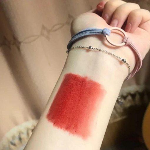 Son Kem Black Rouge Cream Matt Rouge Màu CM01 Capella - Đỏ Cam 4