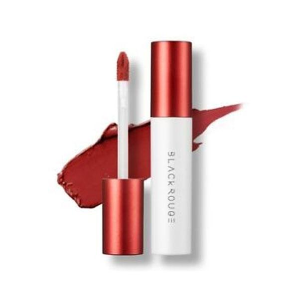 Son Kem Black Rouge Cotton Lip Color Màu T02 Vintage Lady - Hồng khô 1