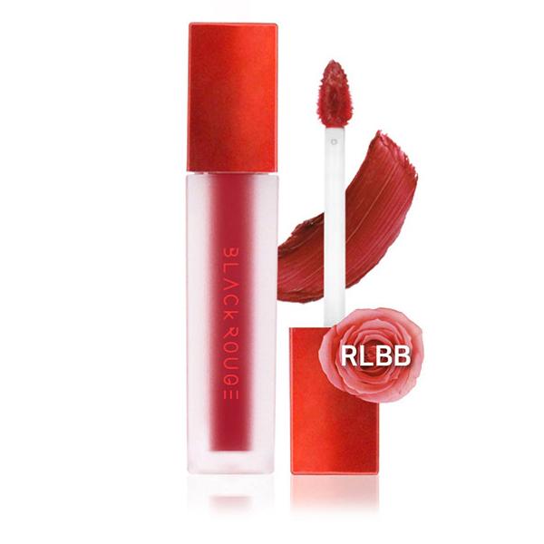 Son Black Rouge Air Fit Velvet Tint Ver 1 Màu A02 Dry Rose - Đỏ Hồng Trầm 1
