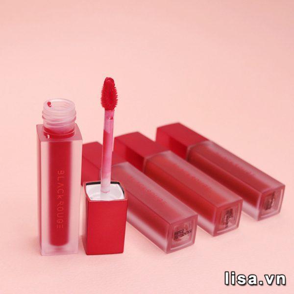 Son Black Rouge Dry Rose A02 bền màu và có mùi thơm ngọt nhẹ