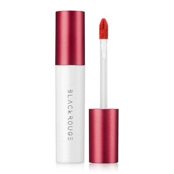 Son Kem Black Rouge Cotton Lip Color Màu T06 Orange Pop - Đỏ Cam 1
