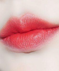 Son Kem Black Rouge Cotton Lip Color Màu T06 Orange Pop - Đỏ Cam 5
