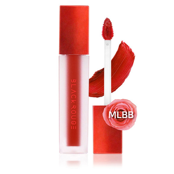 Son Black Rouge Air Fit Velvet Tint Ver 1 Màu A03 Soft Red - Đỏ Cam 1