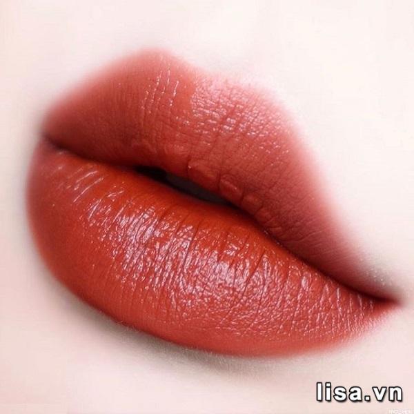 Son Kem Black Rouge Cotton Lip Color Màu T04 Tomato Box - Đỏ Gạch 3