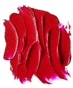 Son Mac Red Satin - Màu Đỏ Thuần 5