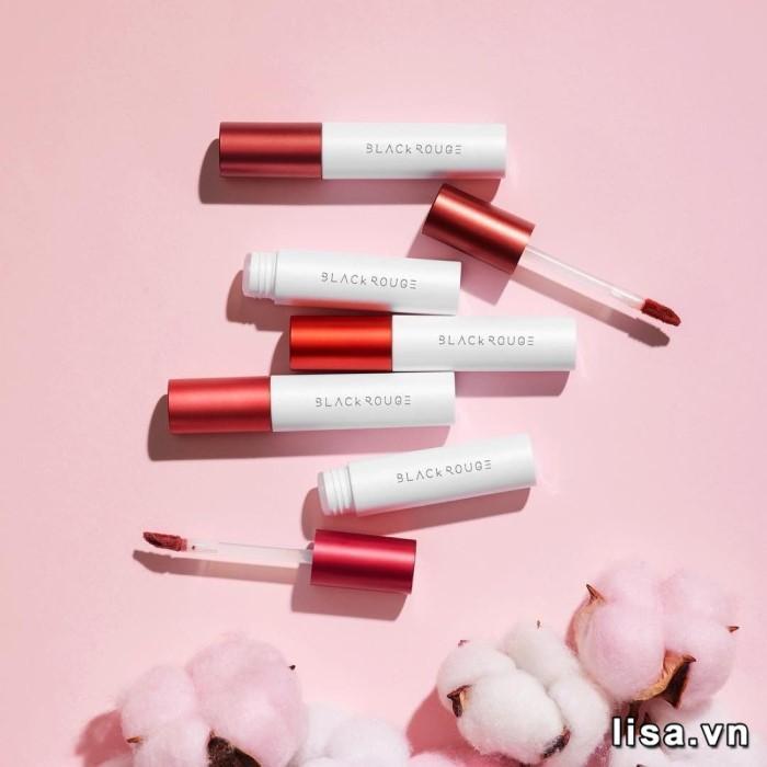 Thiết kế Black Rouge Cotton Lip Color T07 đơn giản nhưng khá ấn tượng