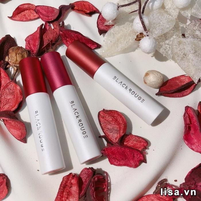 Thiết kế Black Rouge Cotton Lip Color T06 nhỏ gọn, cầm chắc tay