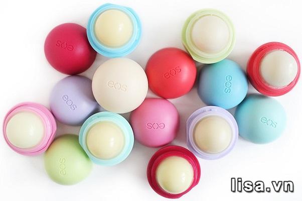 EOS Smooth Sphere Lip Balm là sáp dưỡng môi cực tốt