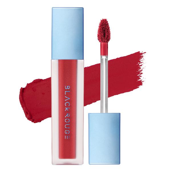 Son Black Rouge Air Fit Velvet Tint Ver 6 Màu A29 Pink Hibiscus Garden - Hồng Cháy 1