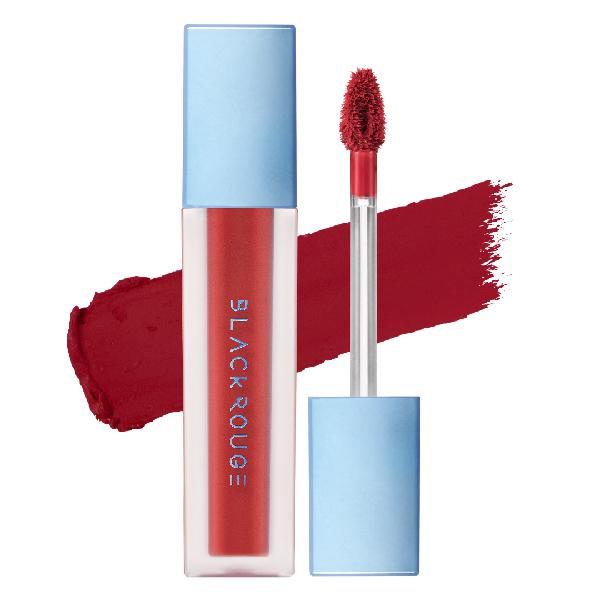 Son Black Rouge Air Fit Velvet Tint Ver 6 Màu A30 Red Camellia Garden - Hồng Đỏ 1