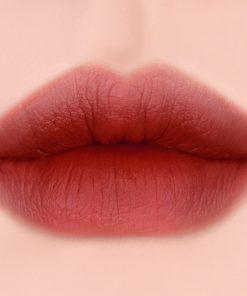 Son Black Rouge Air Fit Velvet Tint Ver 6 Màu A31 Dry Daisy Garden - Đỏ Đất 6