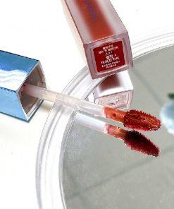 Son Black Rouge Air Fit Velvet Tint Ver 6 Màu A31 Dry Daisy Garden - Đỏ Đất 9