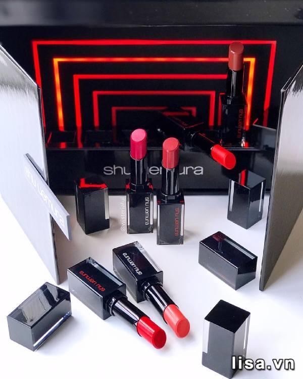 Shu Uemura Rouge Unlimited Amplified nổi tiếng an toàn không chì