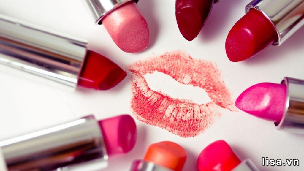 Tom Ford, YSL, Dior, Gucci… là những thương hiệu son môi nổi tiếng thế giới
