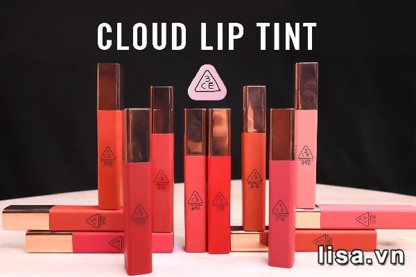 3CE là thương hiệu son môi rất được ưa chuộng tại Việt Nam