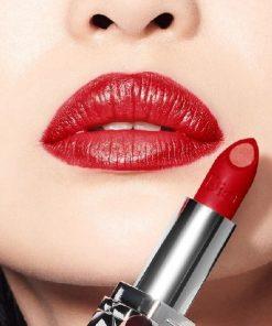 Quà Tặng Bạn Gái Son Dior Rouge 999 Matte - Màu Đỏ Thuần 6