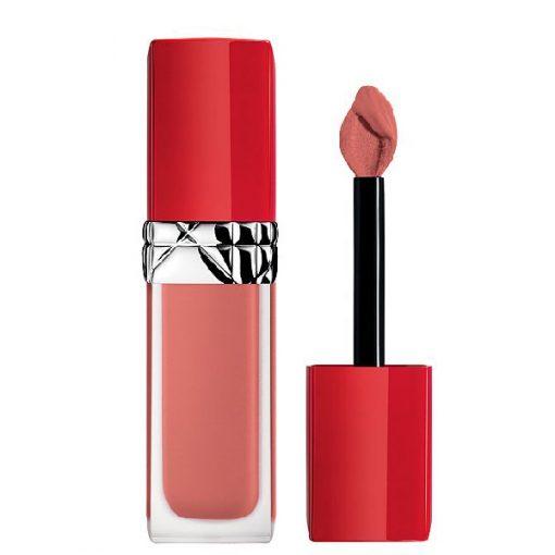 Son Kem Dior Rouge Ultra Care Liquid Màu 808 Caress - Đỏ Hồng Đất 1