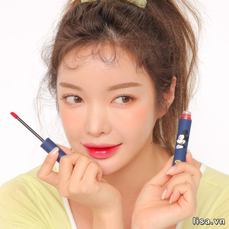 Chất son tint mịn môi giúp 3CE Coolest càng ngày càng được yêu thích