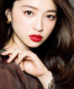 Son KiKo Velvet Passion Matte Lipstick 311 Poppy Red - Đỏ Tươi 5