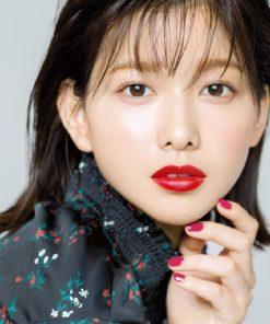 Son KiKo Velvet Passion Matte Lipstick 311 Poppy Red - Đỏ Tươi 6