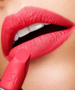 Son KiKo Velvet Passion Matte Lipstick 330 Coral - Cam San Hô 5
