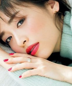 Son KiKo Velvet Passion Matte Lipstick 330 Coral - Cam San Hô 7
